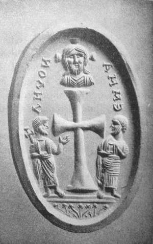 Gemma con volto di Cristo dal Kunsthistorisches Museum di Vienna